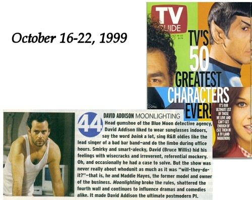 TV Guide TV's 50 Greatest Characters Ever!