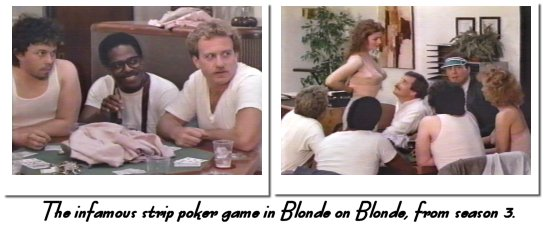 Blue Moon Staff play strip poker, season 3