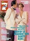 One of many cover stories on Moonlighting's Chemistry