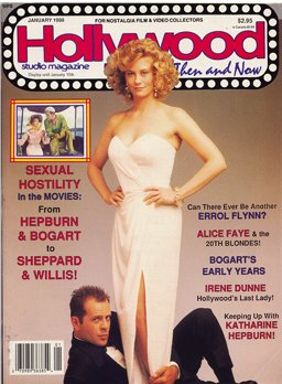 Cover of Hollywood Studio Magazine Jan 1988