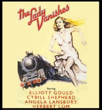 Cybill starred in The Lady Vanishes