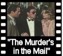 Looking for the man with the mole on his nose in The Murder's in the Mail