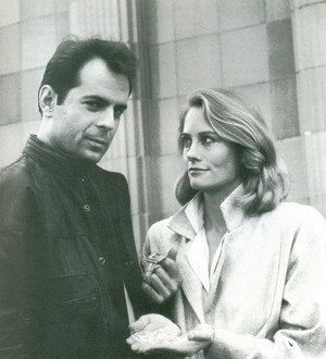 David Addison and Maddie Hayes of Moonlighting