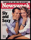 The cover of Newsweek Sept 8, 1986